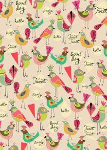 birds - Cheery