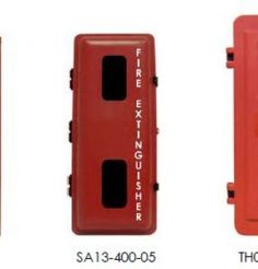 SA13-400-05 | Fire Extinguisher Cabiney Plastic Large | Extinguisher Cabinets | Southside Fire & Safety