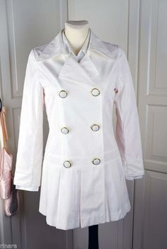 Japanese gal, korean ulzzang, style elegante coat Mantel Ulzzang Style, Korean Ulzzang, Ulzzang Fashion, New Outfits, Fashion Outfits, Fashion Sale, My Wardrobe, Chef Jackets, Japanese