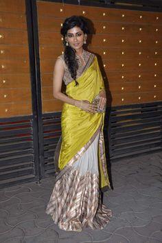 Best Lehenga ~ Chitrangada Singh in Anand Kabra - Fashion Blog - For All Things Beautiful - The Purple Window