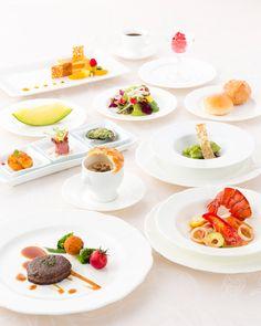 フランス料理   婚礼料理・ケーキ   ウエディング   東京の結婚式場なら明治神宮の「明治記念館」