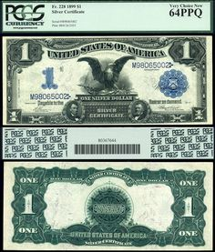 Printable Play Money, Fiat Money, Money Notes, Coin Dealers, Dollar Money, Coin Auctions, Silver Certificate, Coin Values, Old Money