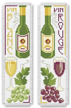Bookmark Medley - Cross Stitch Pattern
