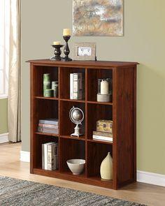 Product Information  Original Price: 569.99  Nine Cube Bookcase Storage Unit…
