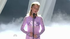 """Jackie Evancho - AGT - Sept. 7, 2010: """"Pie Jesu"""" ... 10 . What You Can Say !"""
