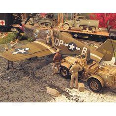 Great Military Diorama!! Unknown modeler From: Pinterest #scalemodel #plastimodelismo #miniatura #miniature #miniatur #hobby #diorama #humvee #scalemodelkit #plastickits #usinadoskits #udk #maqueta #maquette #modelismo #modelism