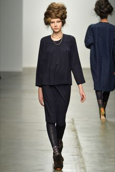 Sfilata A Détacher New York - Collezioni Autunno Inverno 2015-16 - Vogue