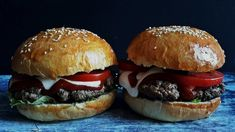 Házi hamburger egyszerűen #recept #hamburger