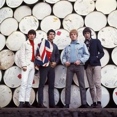 The Who, 1966 Philippe Le Tellier