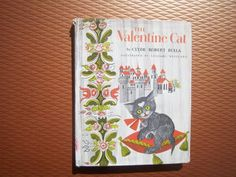 The Valentine Cat by Clyde Robert Bulla https://www.amazon.com/dp/B000OO5NO0/ref=cm_sw_r_pi_dp_x_1DnOxbC38Y1QG