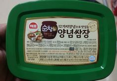 Korean Seasoned Soy Bean Paste HAEPYO SUNCHANG GUNG SSAMJANG 170g #HAEPYOSUNCHANGGUNG