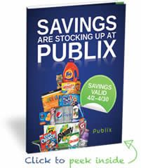 FREE Publix Coupon Booklet on http://www.icravefreebies.com