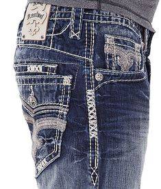 Rock Revival Hercules Relaxed Straight Jean at Buckle.com