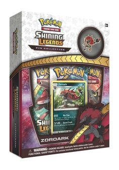 "Pokemon Black and White Mini-Figure Phone Charm ~1/"" Zororark"