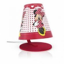 Minnie lampka do pokoju dziecka - www.koma.lux.pl