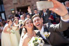 Sin duda unas cuantas selfies no pueden faltar como fotos de boda #bodas  #elblogdemaríajosé #fotosboda #wedding