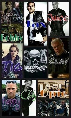 I like them all, but lloovvee me some Jax!