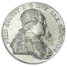 Taler 1796 Dresden