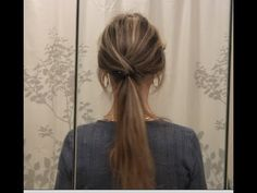 See our new post (Trendy Low Ponytail Hairstyles Tutorial - Long Hair Styles) which has been published on (Long Hair Growth Tips) Post Link (http://longhairtips.org/trendy-low-ponytail-hairstyles-tutorial-long-hair-styles/)  Please Like Us and follow us on Facebook @ https://www.facebook.com/longlayers/
