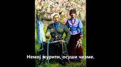 Ишао је козак кући на одсуство, руска песма - превод на српски