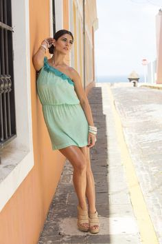 Aleteo Coverup from the Isla Verde Collection by Shabby Apple