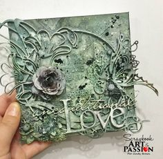 I found on Marta Lapkowska (Maremi's Small Art) - Inspirational Mixed Media on PINTREST Board