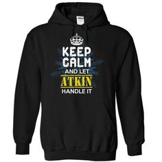 Awesome ATKIN - Never Underestimate the power of a ATKIN Check more at http://artnameshirt.com/all/atkin-never-underestimate-the-power-of-a-atkin.html