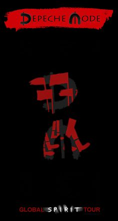 Depeche Mode Global Spirit Tour (Europe) dates gif #DepecheMode