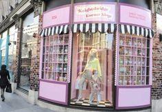 Harvey Nichols Jubilee shop front