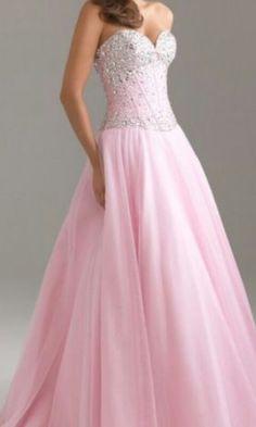 Pink Weddingdress