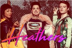 TV Land has picked up a new anthology series based on the '80s cult classic movie Heathers. What do you think? Will you watch?