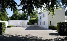 Arne Jacobsen House Denmark