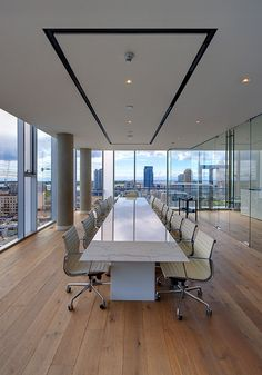 Interior Design Conference suits harvey specter office interior | tvseries | pinterest