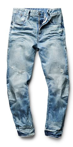 G Star raw for the oceans campaign, G star arc jean