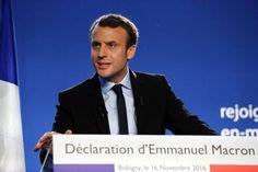 Emmanuel Macron :  Je suis candidat parce que je crois que la France peut réussir  http://vdn.lv/PuG7Vv