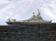 Montana+Class+Battleship   USS Montana (BB-67) model