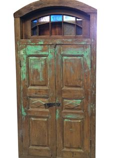 Details about Antique Indian Terrace Door Vintage Rustic Jharokha Window Architectural, Terrace Furniture, Barn Style Doors, Indian Doors, Carved Doors, Window Architecture, Outdoor Rugs Patio, Wood Doors Interior, Old Doors, Rustic Window