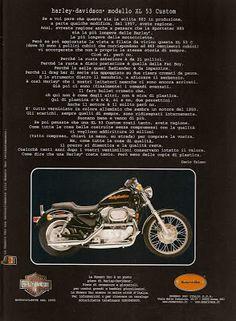 The Legend of HARLEY DAVIDSON SPORSTER: XL 53 CUSTOM - 1998 Harley Davidson Sportster, Biker, Shirts, Image, Shirt, Dress Shirt, T Shirts