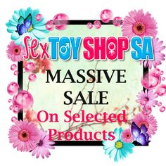 Sex Toy Shop SA is having a MASSIVE SALE on selected items. Come and check out what we have for you!  http://www.sextoyshopsa.co.za/online-shop/specials