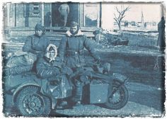 These Soldiers belong to a Pioneer unit. Kharkov 1943