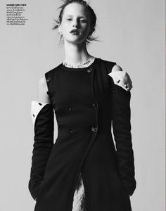 """A Mad Colour Dream"" Magdalena Jasek for Vogue Thailand September 2015"