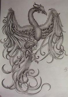 Image detail for -On Deviantart - Free Download Tattoo #27501 Phoenix Tattoo ...