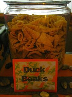 Duck Dynasty Birthday Party Ideas | Photo 29 of 47 | Catch My Party