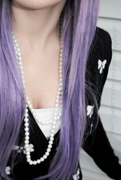 I have the dye... so tempted to do it but what would my boss think ahh