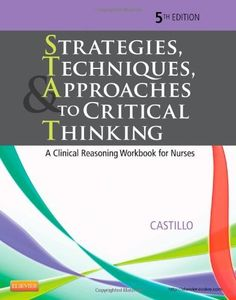 critical thinking and clinical judgement alfaro