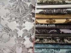 100% polyester cheap and high quality jacquard fabric chenille fabric