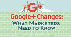 Changes to google+, Are you staying ahead of the curve? We are! #HoodRiver #SocialMedia #Marketing #GooglePlus