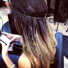 pretty bohemian hairstyles | fish braid items - Get best rated fish braid that you will love