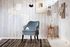 Small Armchair, Madison, UK