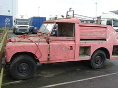 """X-Bowaters Land Rover 109"""" Fire Engine (Early Branbridge Conversion) (homer----simpson) Tags: fire conversion iii engine rover land series landrover 109 bowaters branbridge"""